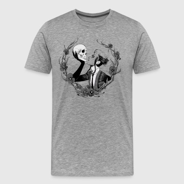 Death A Matter of Life and Death - Men's Premium T-Shirt