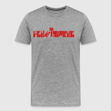 NEW FREE THINKER Tee - Men's Premium T-Shirt