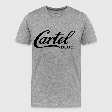 Cartel Blue - Men's Premium T-Shirt