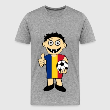 Romanian Young - Men's Premium T-Shirt