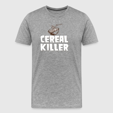 Cereal Killer - Men's Premium T-Shirt