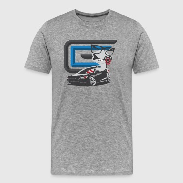 Car Guru - Sock Baby - Men's Premium T-Shirt