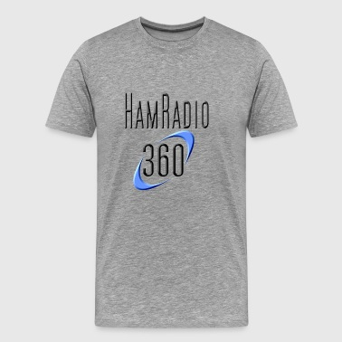 Ham Radio 360 Square Logo Gear - Men's Premium T-Shirt