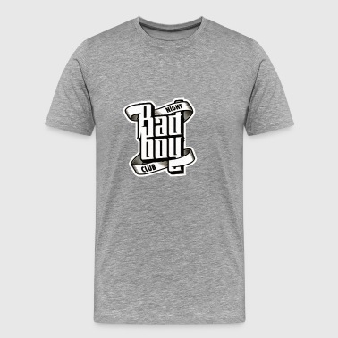 night bad boy club - Men's Premium T-Shirt