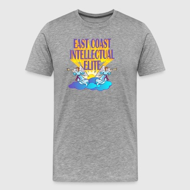EAST COAST INTELLECTUAL ELITE - Men's Premium T-Shirt