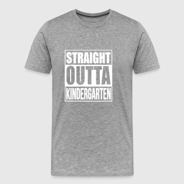 KINDERGARTEN - Men's Premium T-Shirt