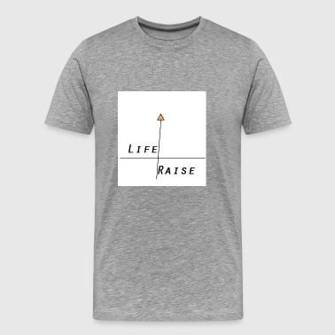 Life Raise 9 - Men's Premium T-Shirt