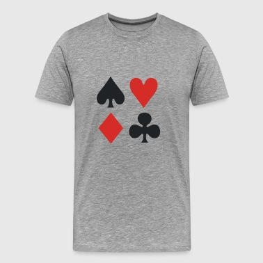 Card All Category - Men's Premium T-Shirt