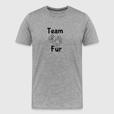 Team Fur - Men's Premium T-Shirt