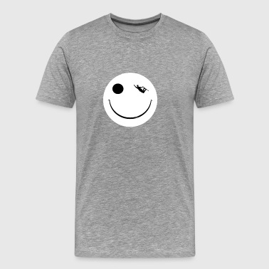 Snowboarding - Happy Halfpipe - Men's Premium T-Shirt
