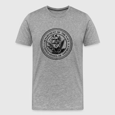 US Navy - Men's Premium T-Shirt
