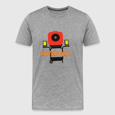 Rhythm Grill - Men's Premium T-Shirt