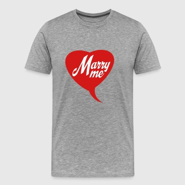 2541614 14956413 marry - Men's Premium T-Shirt