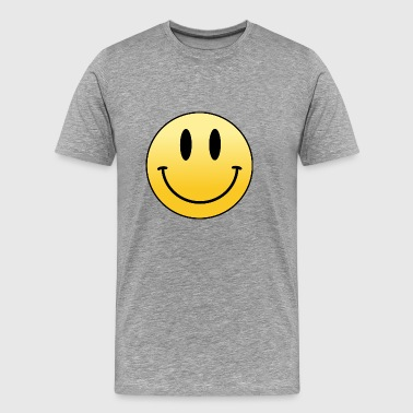 Mr Smiley - Men's Premium T-Shirt