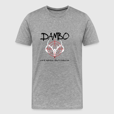 DAMBO DEER 2 - Men's Premium T-Shirt