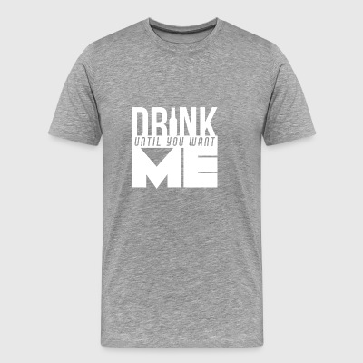 Funny - Funny Shirt - Alcohol - Buddy - Friend - Men's Premium T-Shirt