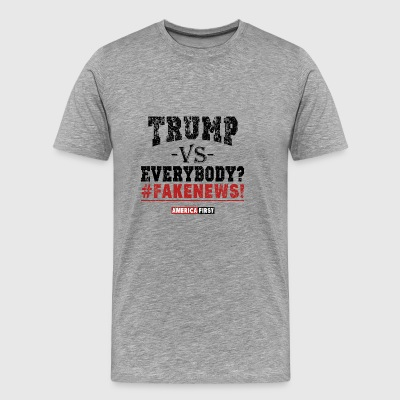 LP Trump Vs Everybody - Men's Premium T-Shirt