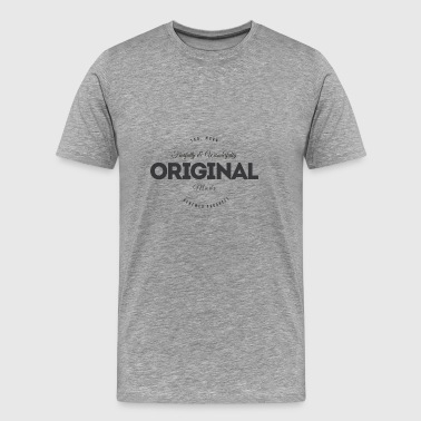 Fearfully and Wonderfully Made ORIGINAL - Men's Premium T-Shirt
