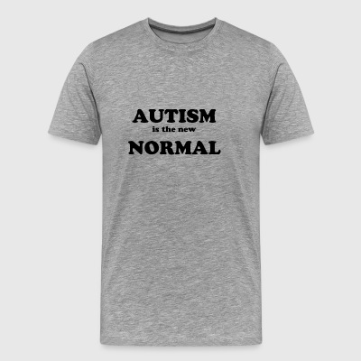 Autism is the new Normal - Men's Premium T-Shirt