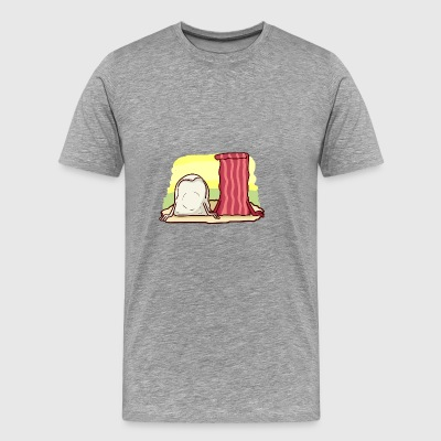 Bacon Shirt Kids egg - Men's Premium T-Shirt