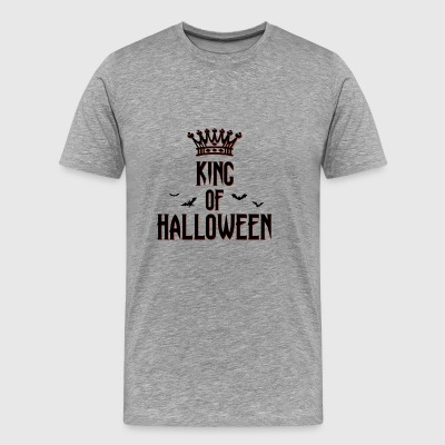 King Of Halloween - Men's Premium T-Shirt