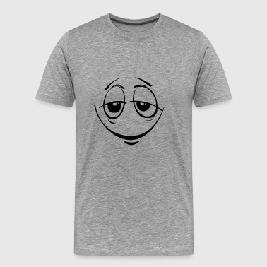 stoned smiley - Men's Premium T-Shirt