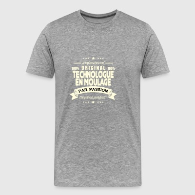 Original Mold Technologist - Men's Premium T-Shirt