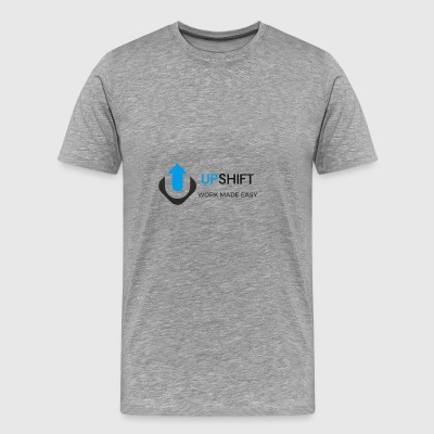 The New Upshift - Men's Premium T-Shirt