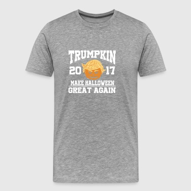 TRUMPKIN 2017 - Men's Premium T-Shirt