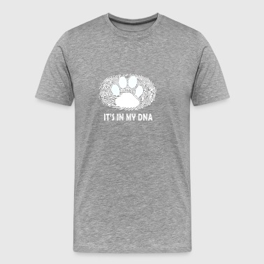 Paw DNA - Men's Premium T-Shirt