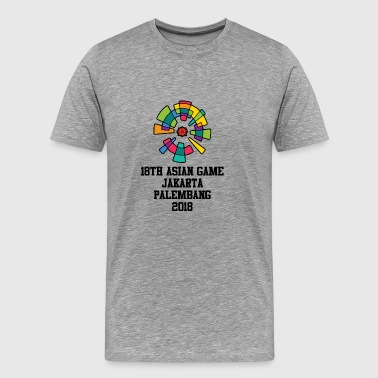18TH ASIAN GAMES - Men's Premium T-Shirt