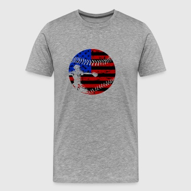 Play Softball T Shirt - Men's Premium T-Shirt