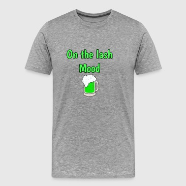 On the lash Mood - Men's Premium T-Shirt