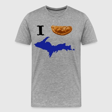 I Pasty U.P. - Men's Premium T-Shirt