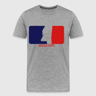 Mississippi - Men's Premium T-Shirt