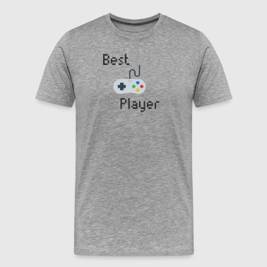 Best Player - Men's Premium T-Shirt