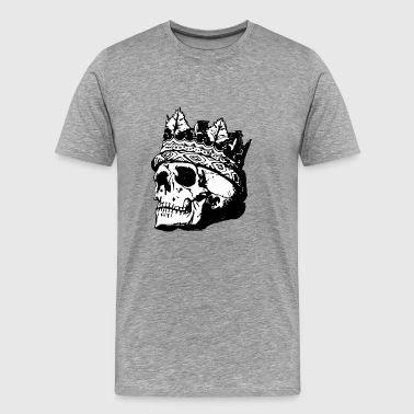 Skull Crown - Men's Premium T-Shirt