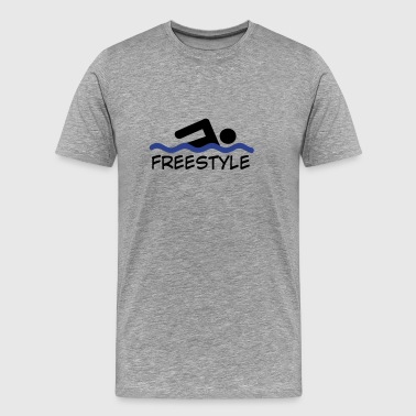 freestyle - Men's Premium T-Shirt