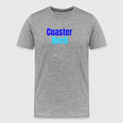 Coaster RevU Logo. - Men's Premium T-Shirt
