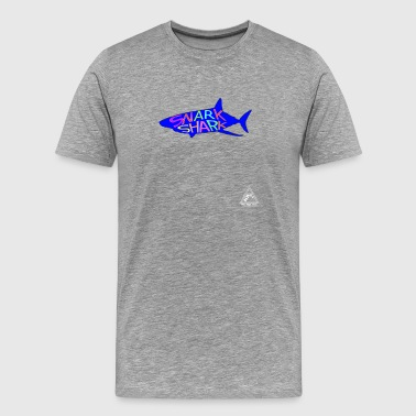 SNARK SHARK - Men's Premium T-Shirt