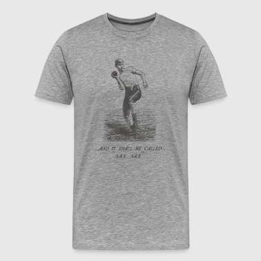 Vintage Fly (The Birth Of Nae Nae) - Men's Premium T-Shirt