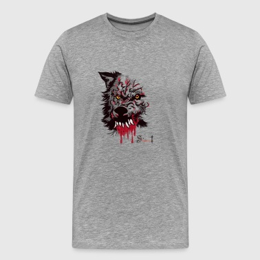 bloodwolf - Men's Premium T-Shirt