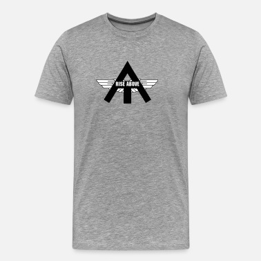 Above Expectation AE logo.png - Men's Premium T-Shirt