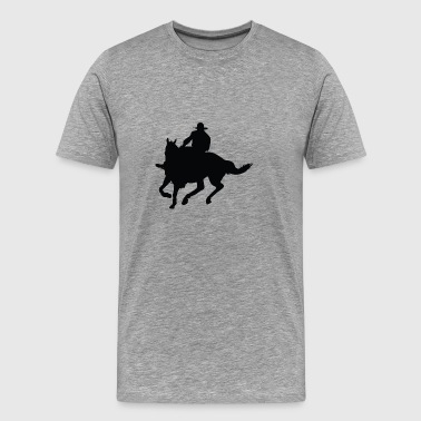 Horseman - Men's Premium T-Shirt