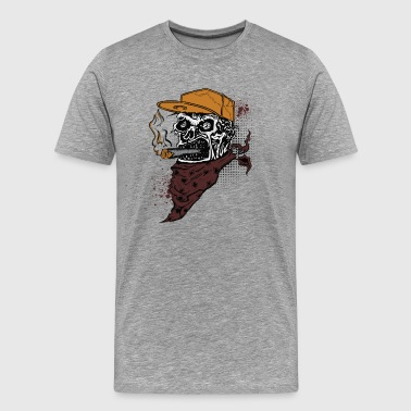 smoking - Men's Premium T-Shirt