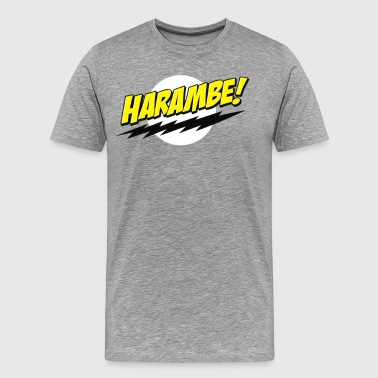Flash Hambe - Men's Premium T-Shirt
