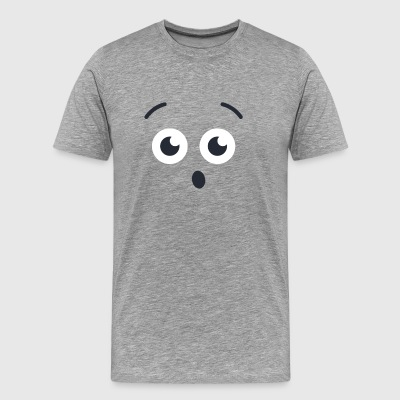 Smiley Face 16 - Men's Premium T-Shirt