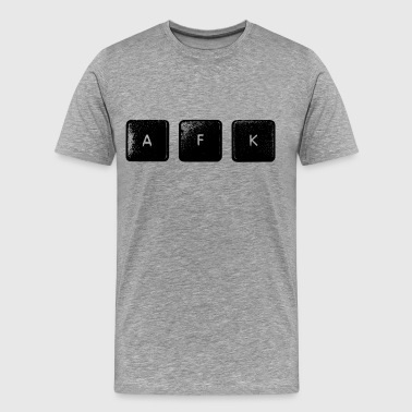 AFK (away from keyboard) - Men's Premium T-Shirt