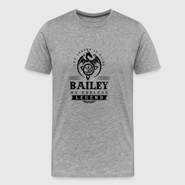 BAILEY - Men's Premium T-Shirt