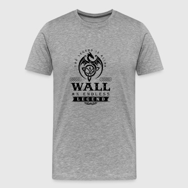 WALL - Men's Premium T-Shirt